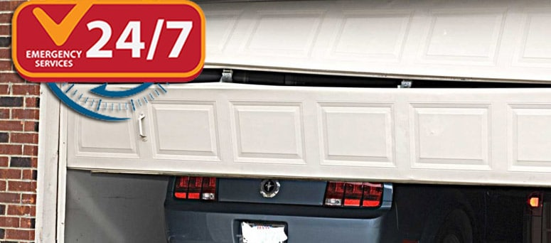 24-Hour Emergency Garage Door Service in Tucson, AZ