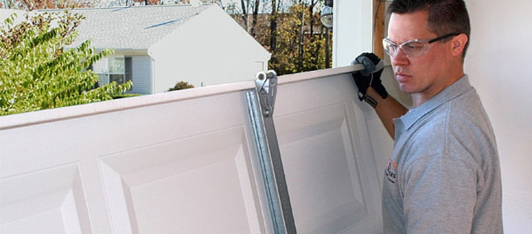 Garage Door Panel Replacement in Chandler, AZ