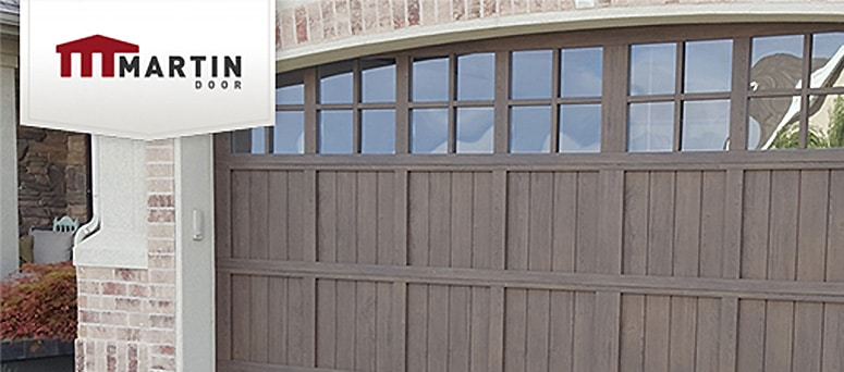 Martin Garage Doors in Washtenaw County, MI