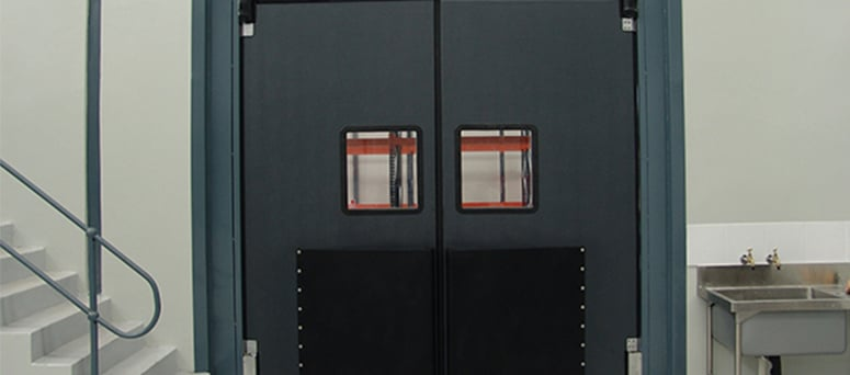 Impact Doors & Strip Curtains