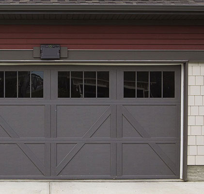 Wayne Dalton Model 9700 Carriage House Steel Garage Doors
