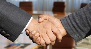 Shaking Hands Handshake Hands Welcome Agreement